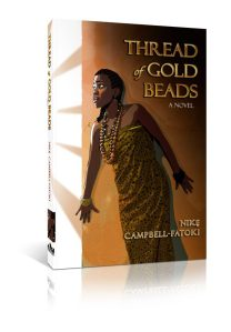 Thread of Gold Beads book cover